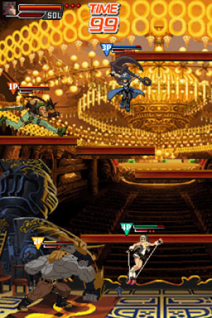 Guilty Gear: Dust Strikers Review - Screenshot 1 of 3