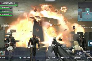 Lost Reavers Screenshot
