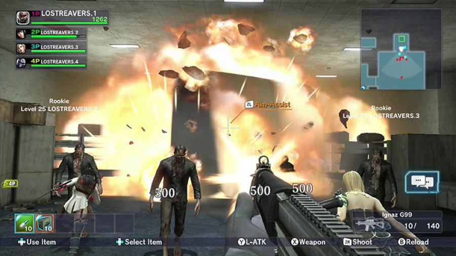 Lost Reavers Review - Screenshot 5 of 6