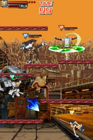 Guilty Gear: Dust Strikers Review - Screenshot 2 of 3