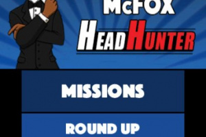 Dan McFox: Head Hunter Screenshot
