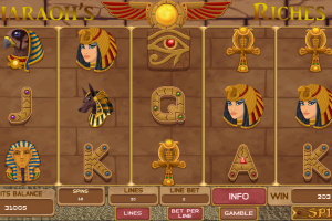 Slots - Pharaoh's Riches Screenshot