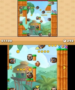 Mini Mario & Friends: amiibo Challenge Review - Screenshot 2 of 4