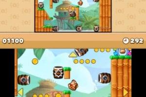 Mini Mario & Friends: amiibo Challenge Screenshot