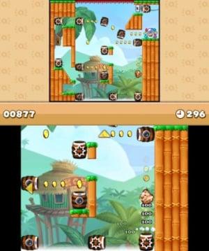 Mini Mario & Friends: amiibo Challenge Review - Screenshot 1 of 3