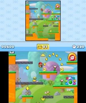 Mini Mario & Friends: amiibo Challenge Review - Screenshot 2 of 3