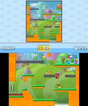 Mini Mario & Friends: amiibo Challenge Review - Screenshot 1 of 4