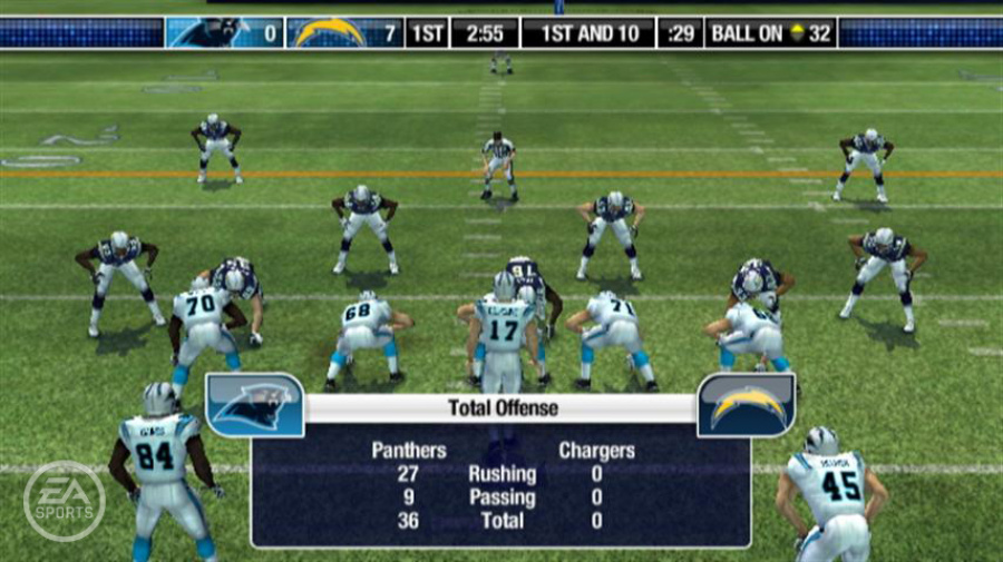 Madden NFL 08 Review - Screenshot 1 of 4