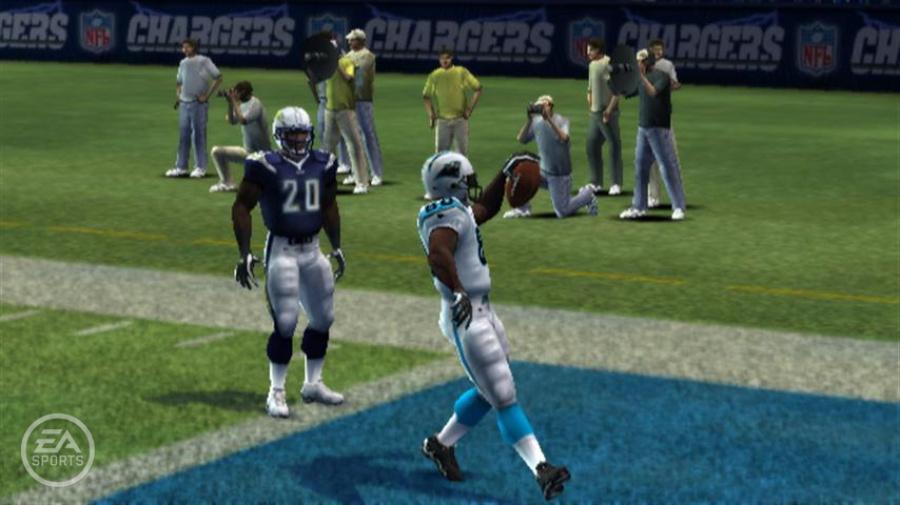 Madden NFL 08 Review - Screenshot 1 of 3