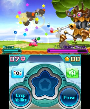 Kirby: Planet Robobot Review - Screenshot 3 of 7