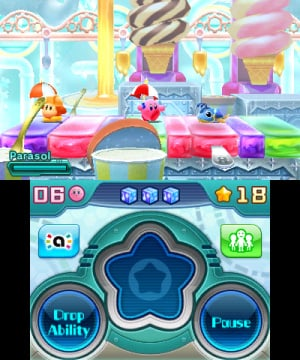 Kirby: Planet Robobot Review - Screenshot 7 of 7