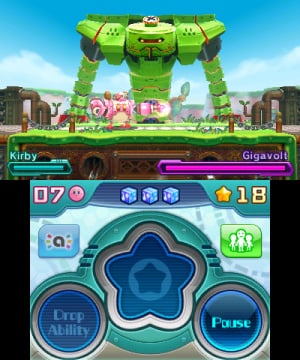 Kirby: Planet Robobot Review - Screenshot 2 of 7