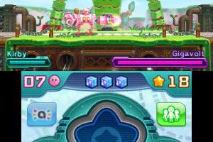 Kirby: Planet Robobot Screenshot