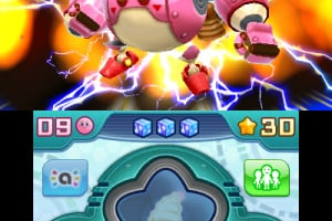 Kirby: Planet Robobot Screenshot