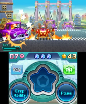 Kirby: Planet Robobot Review - Screenshot 1 of 7