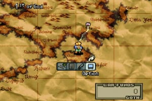 Tactics Ogre: Let Us Cling Together Screenshot