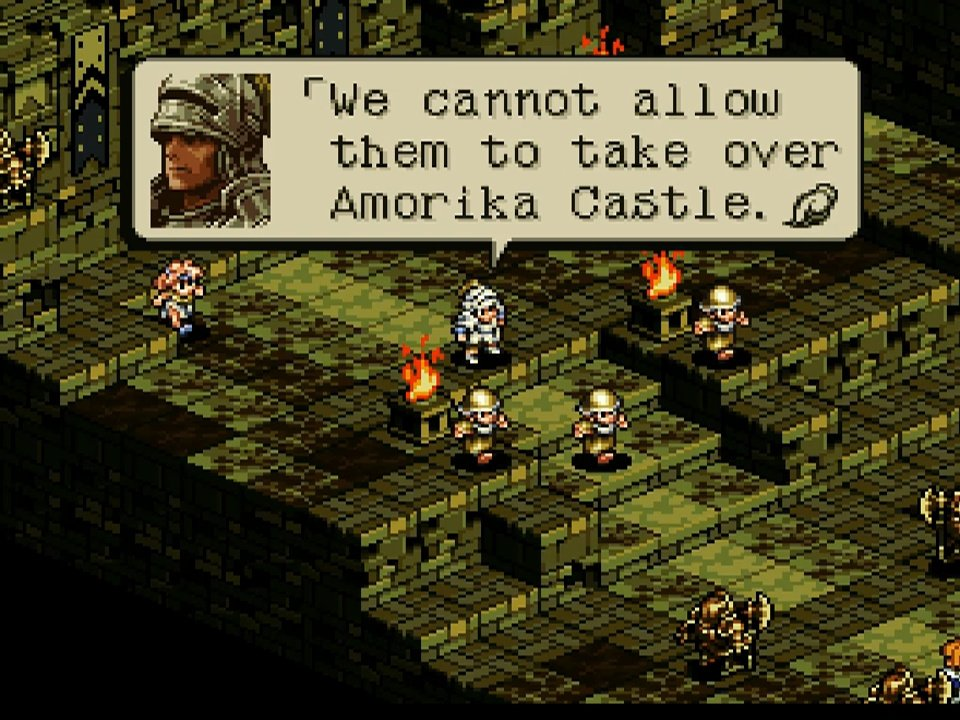 Tactics Ogre: Let Us Cling Together Review (SNES) | Nintendo