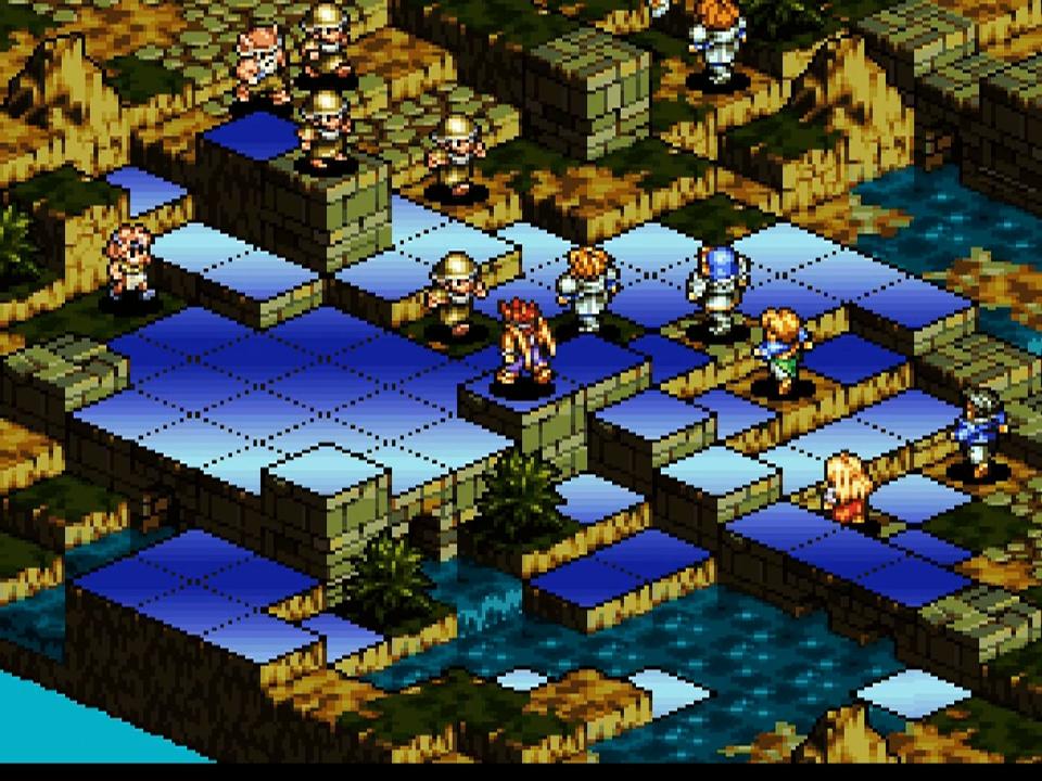Tactics Ogre: Let Us Cling Together Review (SNES) | Nintendo