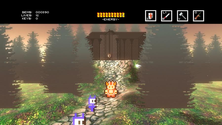 8Bit Hero Review - Screenshot 3 of 3