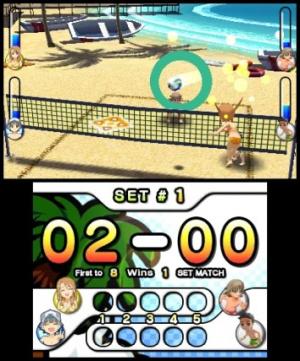 Super Strike Beach Volleyball Review - Screenshot 3 of 3