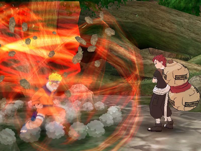 Naruto Clash Of Ninja Series : Naruto clash of ninja revolution wii news reviews