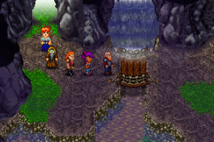 Dragon Fantasy: The Black Tome of Ice Screenshot