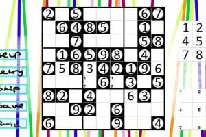 Sudoku and Permudoku Screenshot