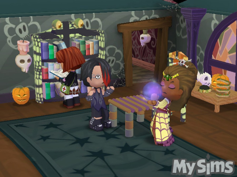 MySims Screenshot