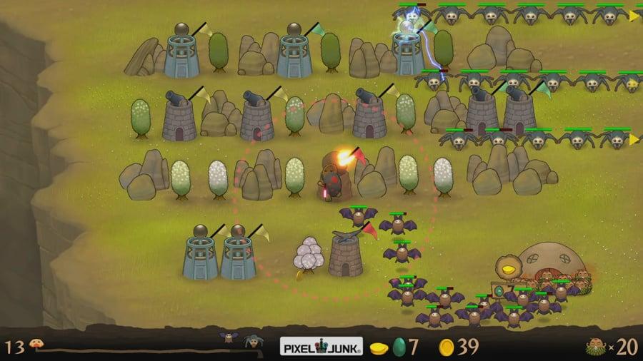 PixelJunk Monsters Review - Screenshot 2 of 3