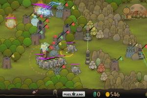 PixelJunk Monsters Screenshot
