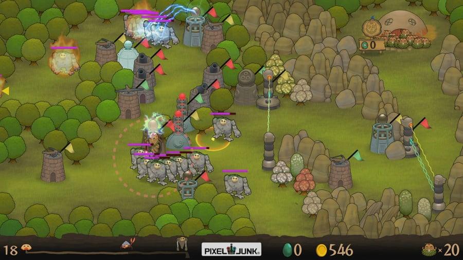 PixelJunk Monsters Review - Screenshot 3 of 3