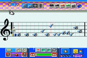 Kaite Tsukutte Asoberu Dezaemon Screenshot