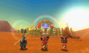 Ever Oasis Review - Screenshot 4 of 8