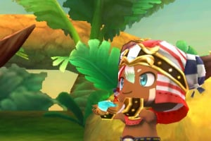 Ever Oasis Screenshot