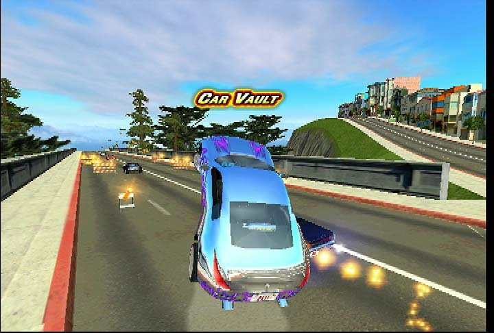 Cruis'n Screenshot