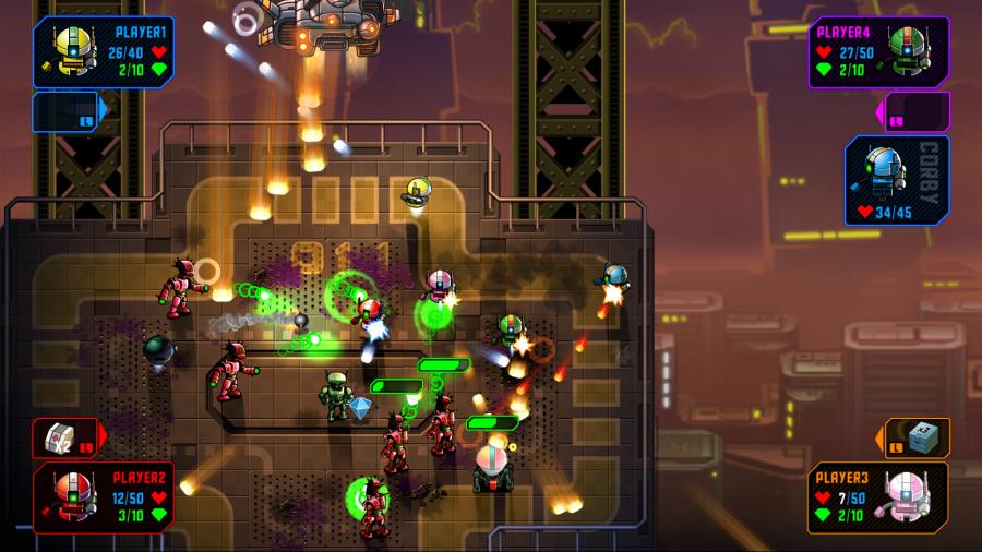 Dual Core Review - Screenshot 1 of 3