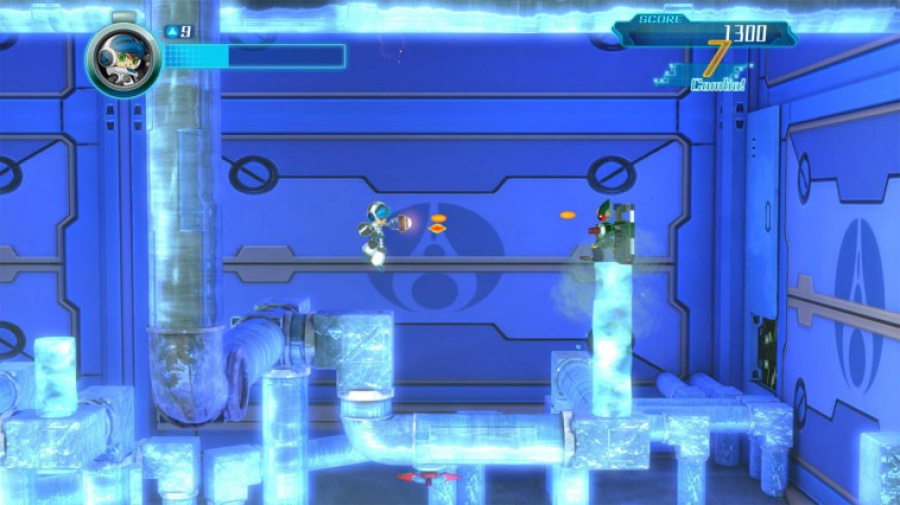 Mighty No. 9 Review - Screenshot 3 of 5