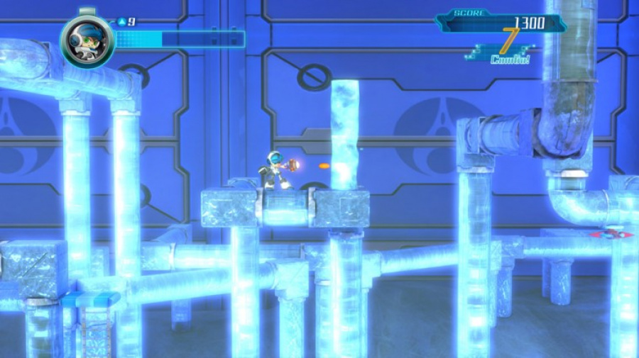 Mighty No. 9 Review - Screenshot 4 of 5