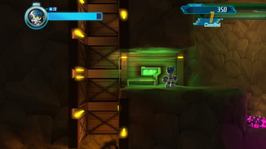 Mighty No. 9 Review - Screenshot 1 of 4