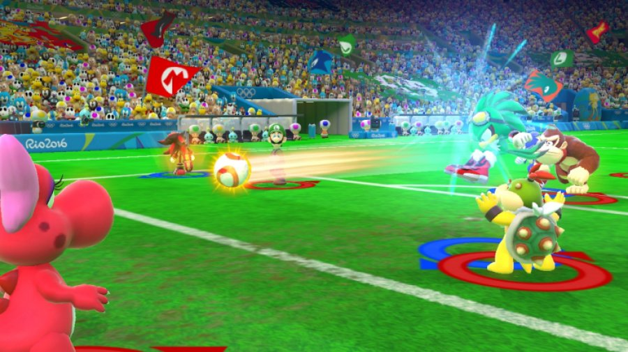 Mario & Sonic at the Rio 2016 Olympic Games Review - Screenshot 5 of 6