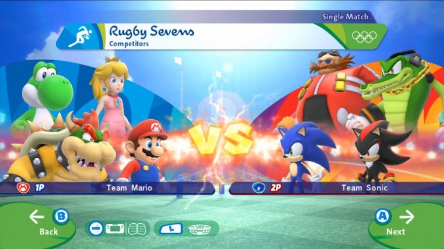 Mario & Sonic at the Rio 2016 Olympic Games Review - Screenshot 2 of 6