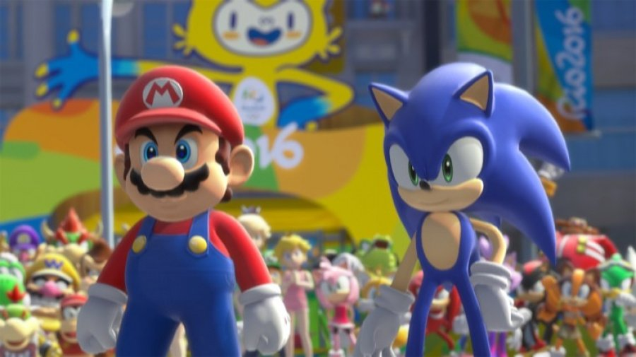 Mario & Sonic at the Rio 2016 Olympic Games Review - Screenshot 1 of 6