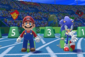 Mario & Sonic at the Rio 2016 Olympic Games Screenshot