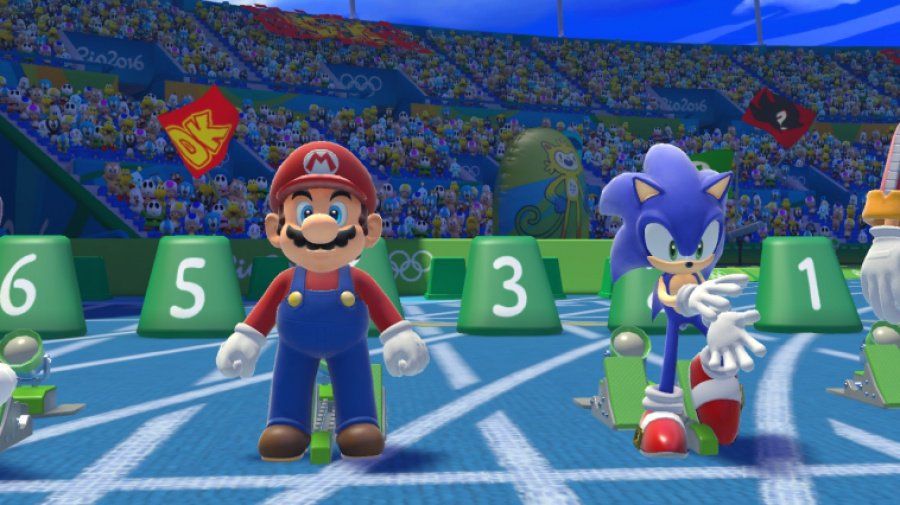 Mario & Sonic at the Rio 2016 Olympic Games Review - Screenshot 3 of 6