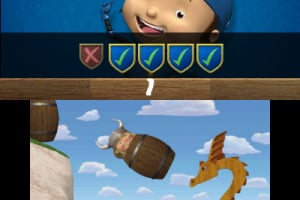 Mike the Knight and The Great Gallop Screenshot