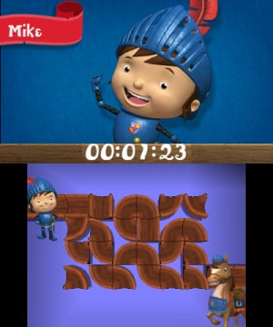 Mike the Knight and The Great Gallop Review - Screenshot 3 of 4