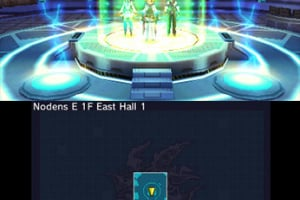 7th Dragon III Code: VFD Screenshot