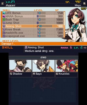 7th Dragon III Code: VFD Review - Screenshot 6 of 10