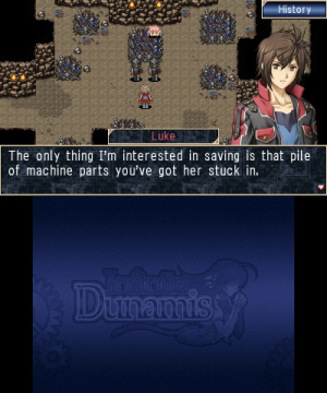 Infinite Dunamis Review - Screenshot 1 of 7