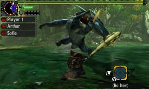 Monster Hunter Generations Review - Screenshot 7 of 11